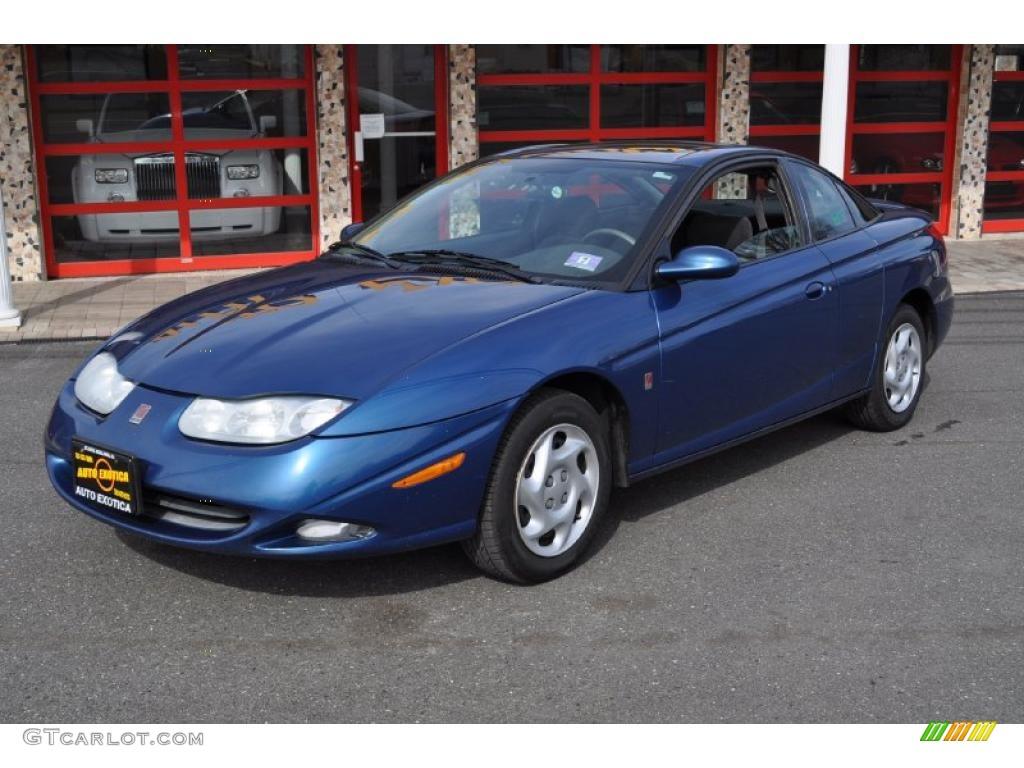 2001 Blue Saturn S Series SC2 Coupe #46967126 | GTCarLot ...
