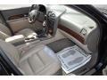 2001 Lincoln LS Medium Parchment Interior Dashboard Photo