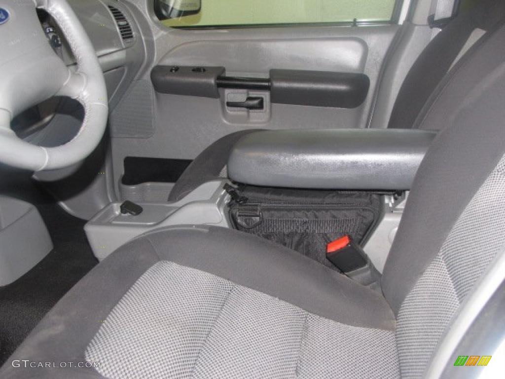 2003 Oxford White Ford Explorer Sport Trac XLT 46967004 Photo 12 GTCarLot