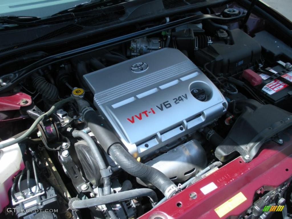Drawing room wall paint ideas - 2004 Toyota Camry Le V6 3 0 Liter Dohc 24 Valve V6 Engine Photo