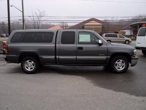 2001 chevrolet silverado 1500 ls extended cab data info and specs. Black Bedroom Furniture Sets. Home Design Ideas