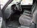 Graphite Interior Photo for 2001 Chevrolet Silverado 1500 #46991874