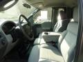 Dark Shadow Grey Metallic - F150 STX Regular Cab 4x4 Photo No. 8