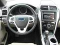 Medium Light Stone Dashboard Photo for 2011 Ford Explorer #47007462
