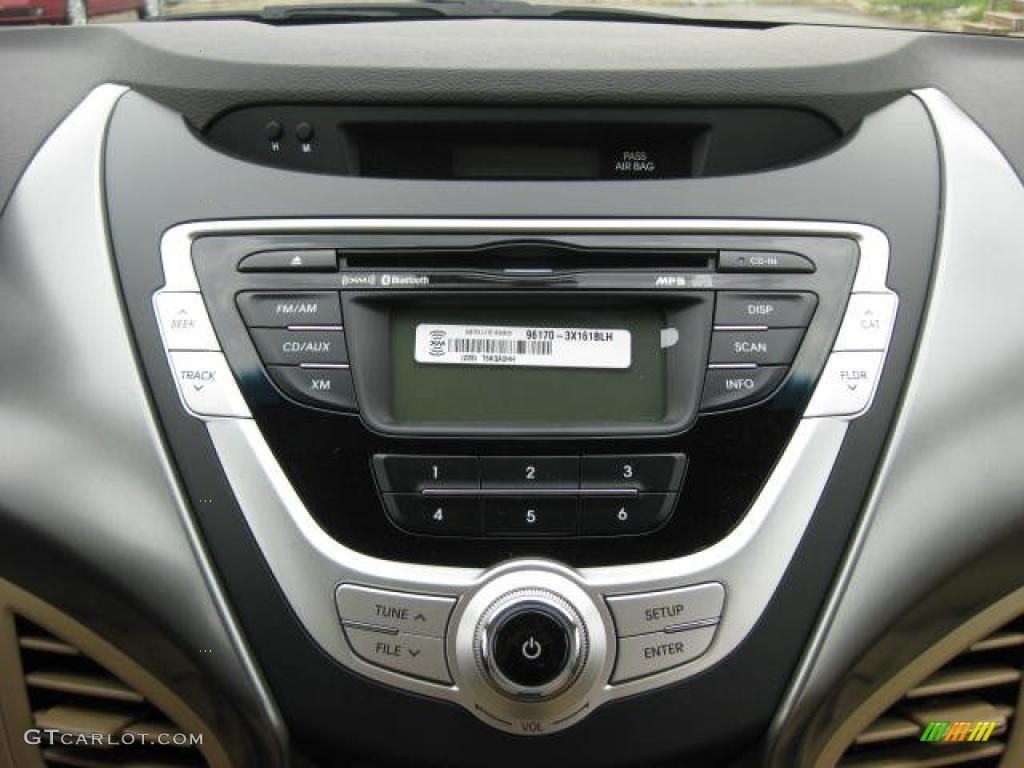 2011 Hyundai Elantra Gls Controls Photo 47008380