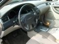 Light Taupe 2005 Chrysler Pacifica Interiors