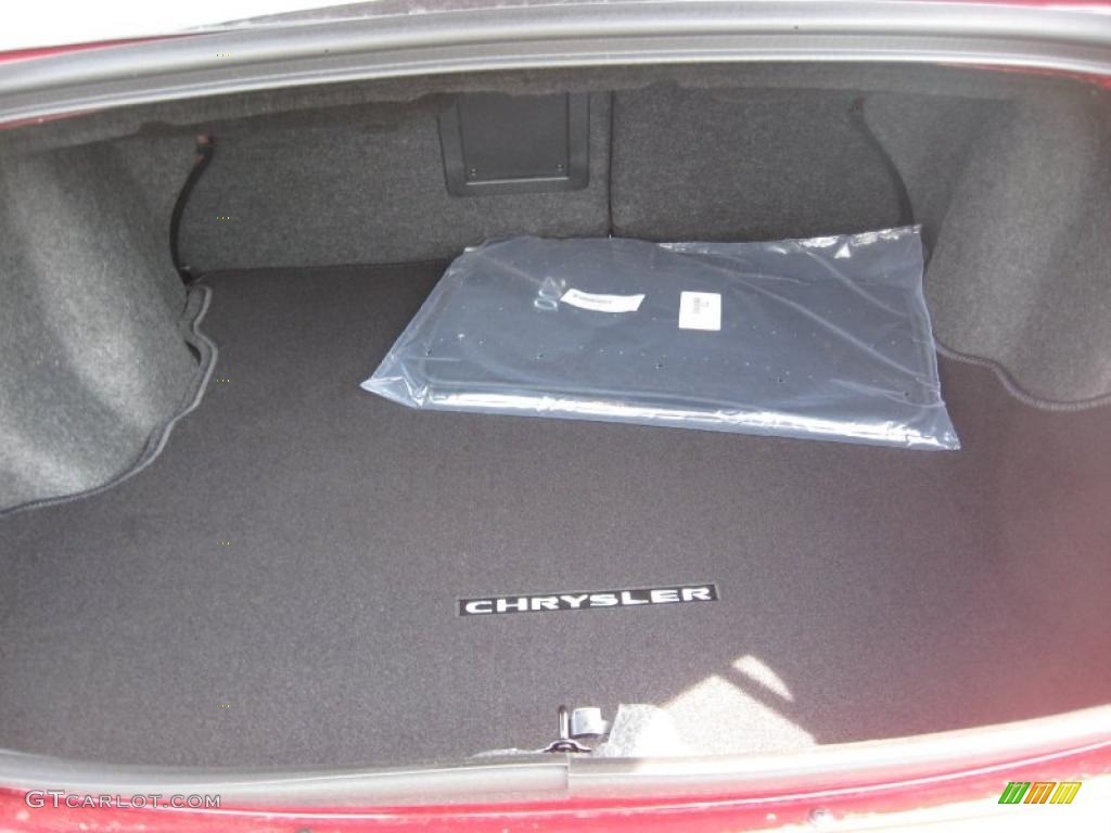2011 chrysler 200 touring trunk photo 47014767. Black Bedroom Furniture Sets. Home Design Ideas