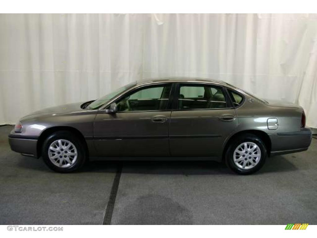 Bronzemist metallic 2001 chevrolet impala standard impala for 2001 chevy impala window regulator