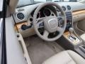 Beige Steering Wheel Photo for 2008 Audi A4 #47025798