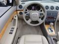 Beige Dashboard Photo for 2008 Audi A4 #47026089