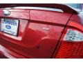 2011 Red Candy Metallic Ford Fusion SE  photo #16