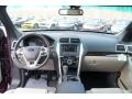 Medium Light Stone Dashboard Photo for 2011 Ford Explorer #47035245