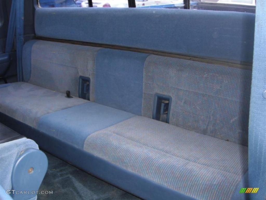 95 ford f250 interior