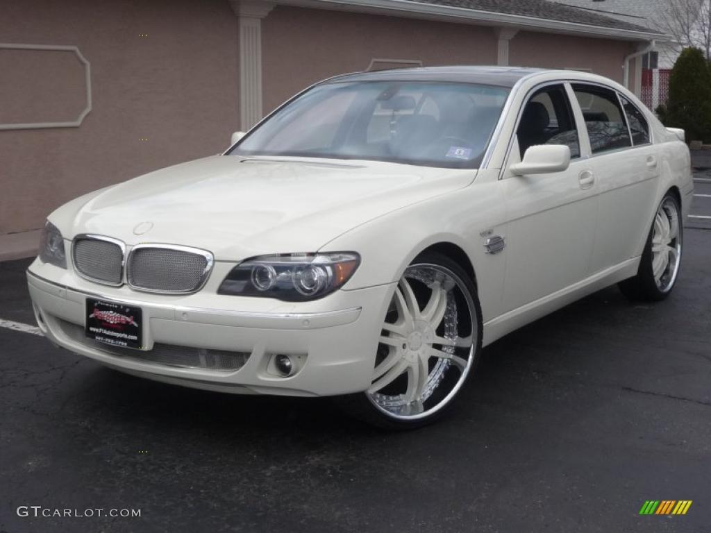 Best Car Wallpaper: 2006 BMW 760Li