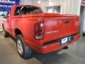 2002 Flame Red Dodge Ram 1500 SLT Regular Cab 4x4  photo #3