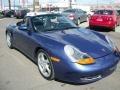 2000 Zenith Blue Metallic Porsche Boxster  #47005268