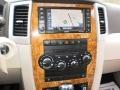 Dark Slate Gray/Light Graystone Navigation Photo for 2008 Jeep Grand Cherokee #47055808