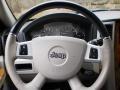 Dark Slate Gray/Light Graystone Steering Wheel Photo for 2008 Jeep Grand Cherokee #47055841
