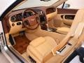 Saffron/Cognac 2008 Bentley Continental GTC Interiors