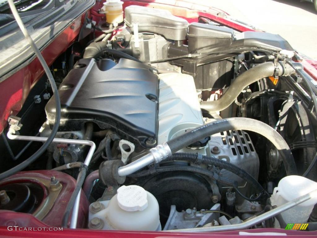 2005 Mitsubishi Outlander Ls Awd 2 4 Liter Sohc 16 Valve Mivec 4 Cylinder Engine Photo 47058431