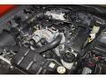 4.6 Liter SOHC 16-Valve V8 2002 Ford Mustang GT Coupe Engine