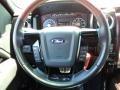 2010 F150 Harley-Davidson SuperCrew Steering Wheel
