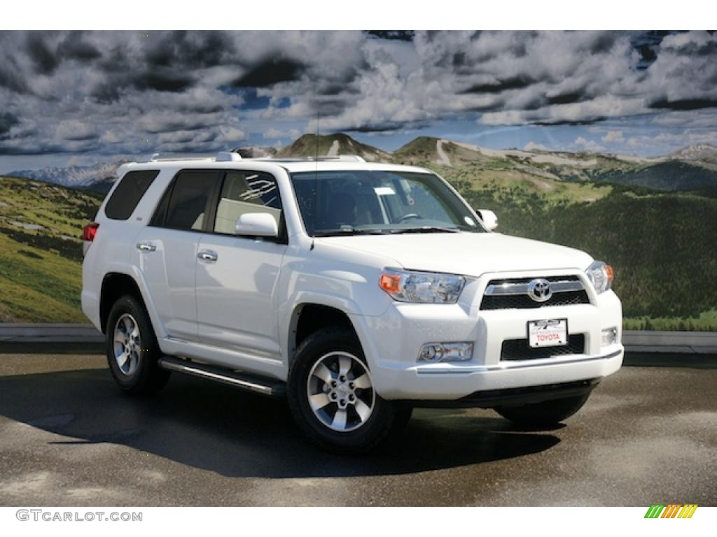 2011 toyota 4runner sr5 4x4 exterior photos. Black Bedroom Furniture Sets. Home Design Ideas