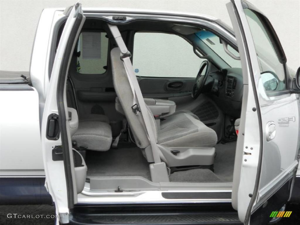 2000 Ford F 150 Interior