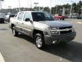 Light Pewter Metallic 2002 Chevrolet Avalanche Gallery
