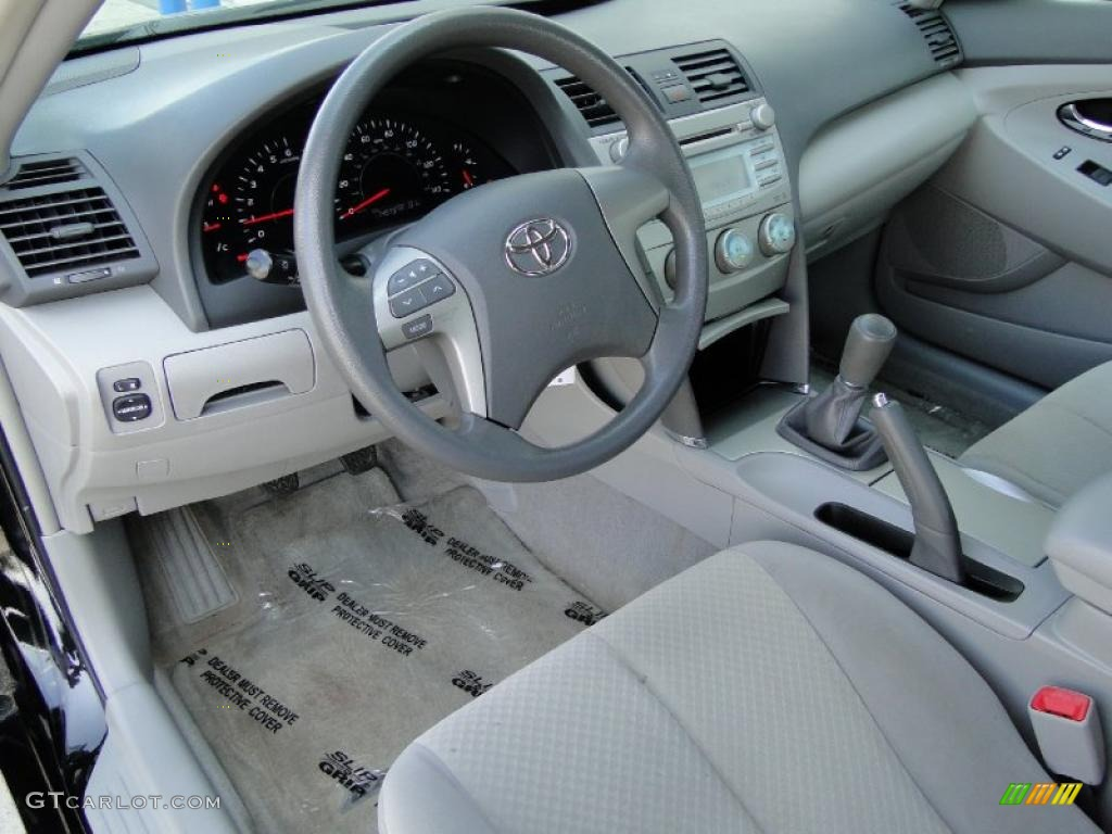 ash interior 2008 toyota camry le photo 47075777. Black Bedroom Furniture Sets. Home Design Ideas
