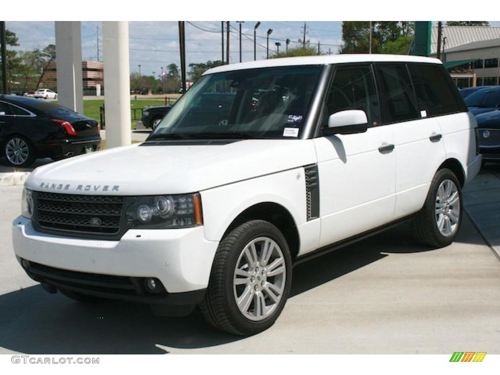 alaska white 2011 land rover range rover hse exterior photo 47077907. Black Bedroom Furniture Sets. Home Design Ideas