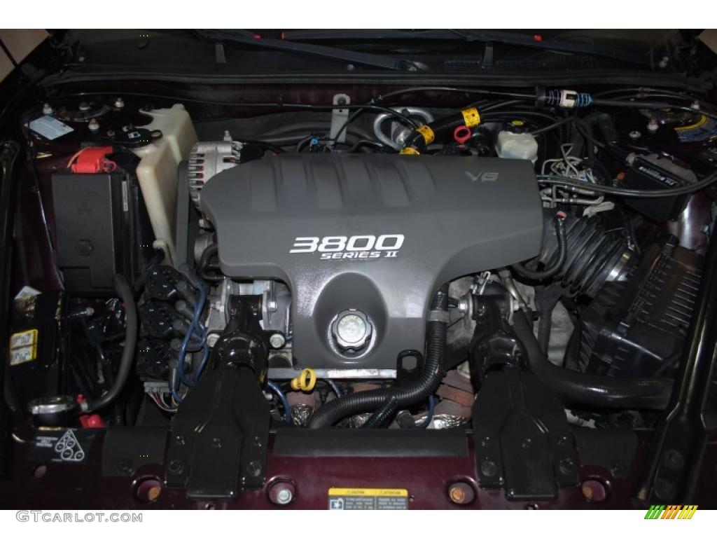 on 2000 Pontiac Grand Prix Transmission