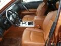 Brick/Black Interior Photo for 2003 Infiniti FX #47092709