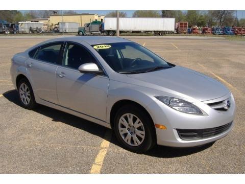 Mazda 6 2010 Red. 2010 Mazda MAZDA6 i Sport