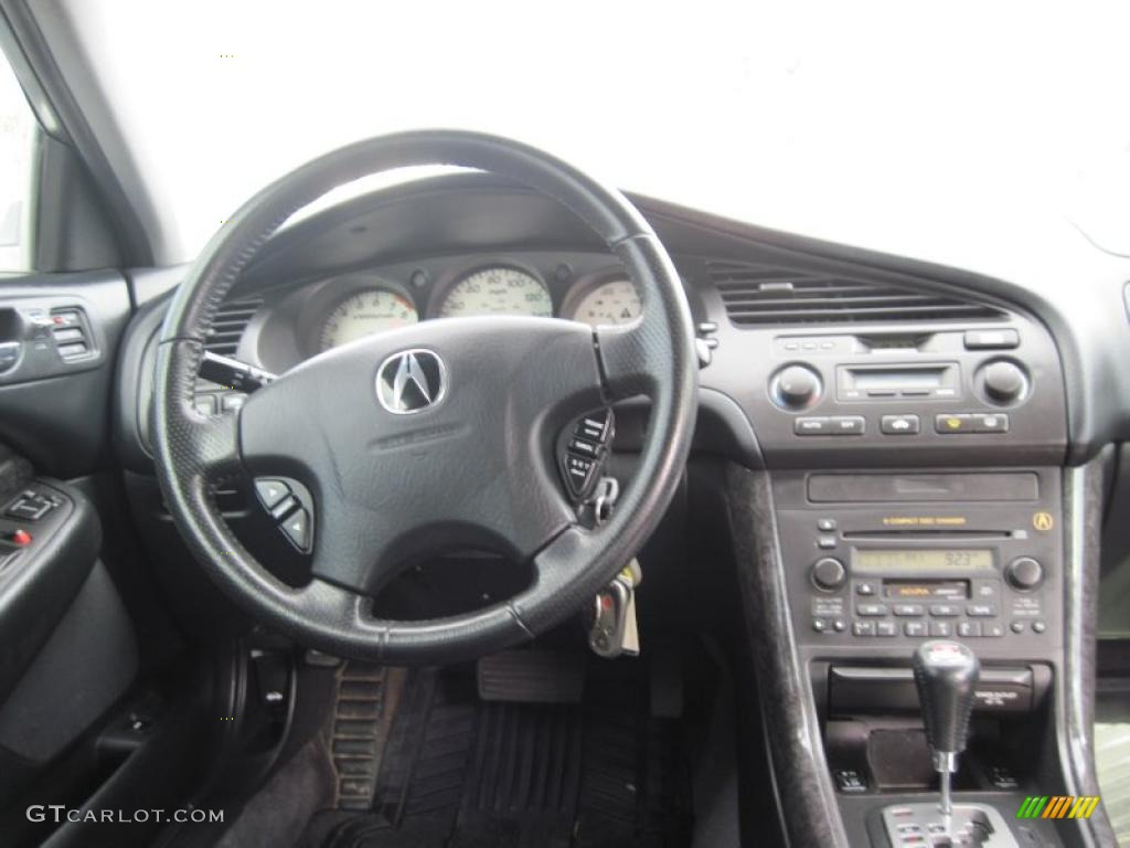 Acura TL Type S Ebony Dashboard Photo GTCarLotcom - Acura tl dashboard
