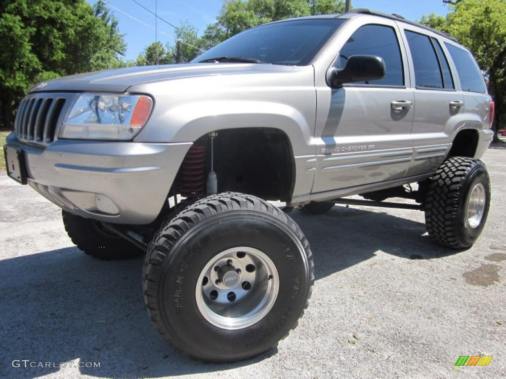 1999 jeep grand cherokee limited 4x4 custom wheels photo #47105114