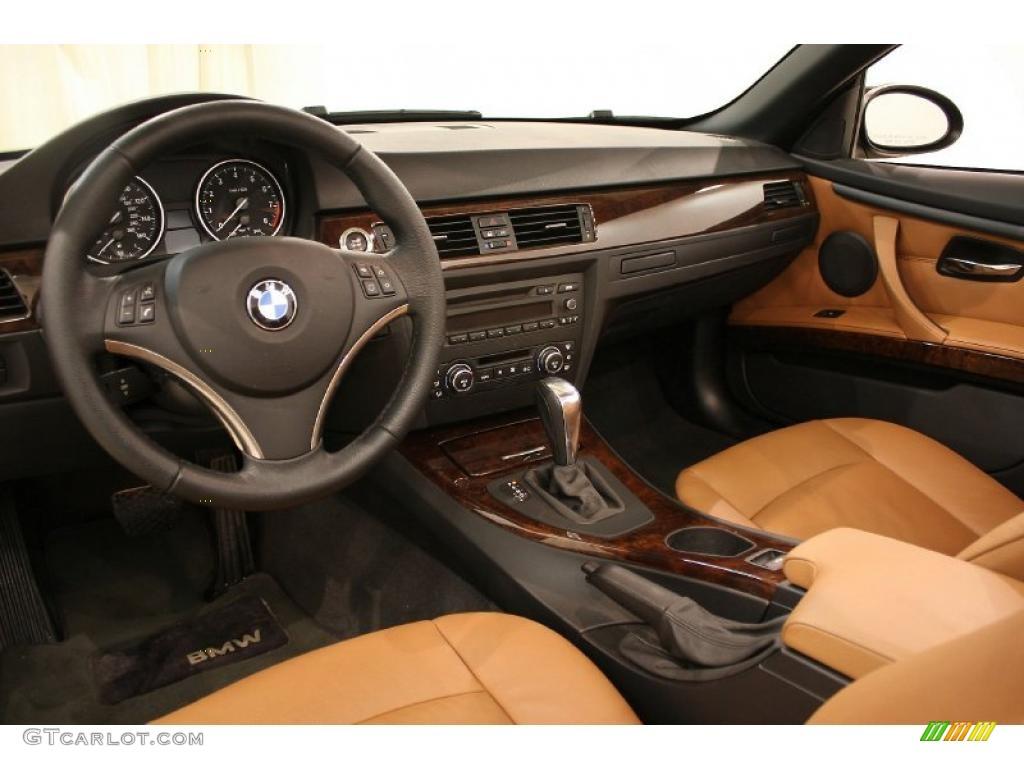 BMW 3 Series 2008 Bmw 3 Series Interior Saddle Brown/Black Interior 2008 BMW  3