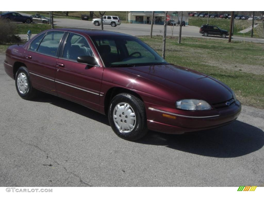 Sell used 2000 Chevrolet Lumina, Green 4 Dr. Sedan in ...