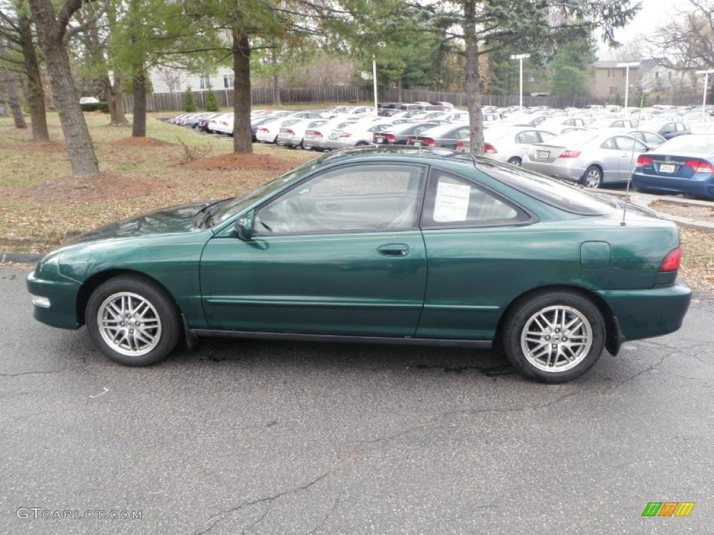 Clover Green Pearl 1999 Acura Integra Ls Coupe Exterior Photo 47111907 Gtcarlot Com