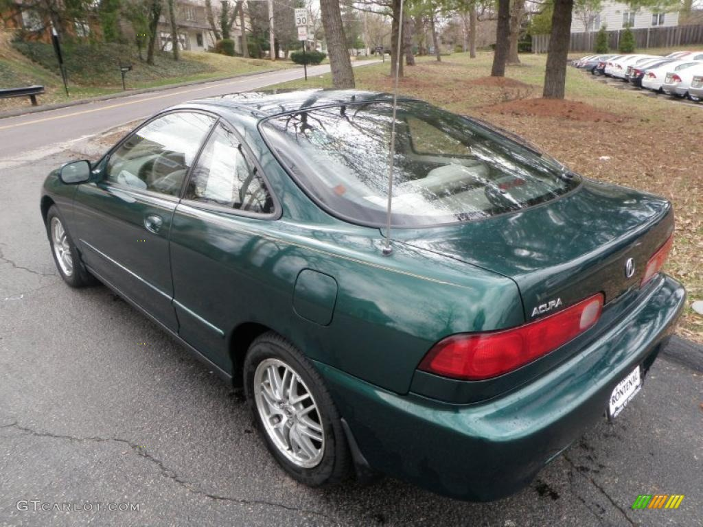 1999 Clover Green Pearl Acura Integra Ls Coupe 47057973 Photo 6 Gtcarlot Com Car Color Galleries