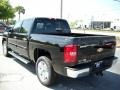 2011 Black Chevrolet Silverado 1500 LT Crew Cab  photo #2