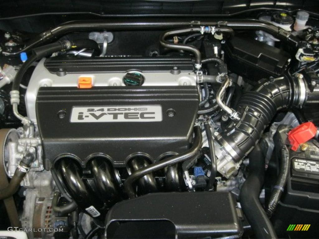 2008 Honda Accord Ex L Coupe 2 4 Liter Dohc 16 Valve I