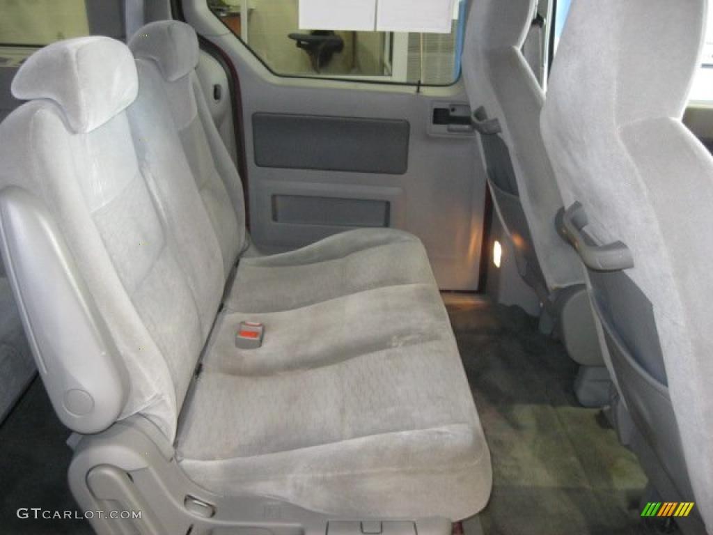 2004 Ford Freestar SE Interior Photo 47120756