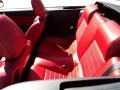 Red Leather Interior Photo for 2005 Ford Mustang #47121696