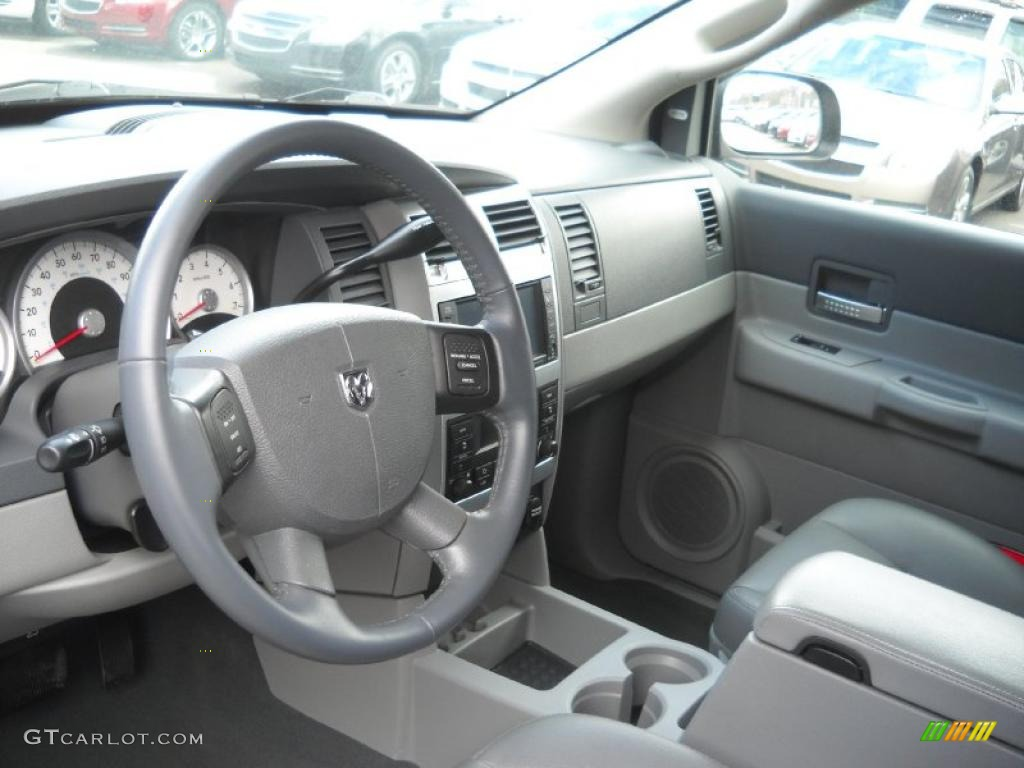 2008 Dodge Durango - Interior Pictures - CarGurus