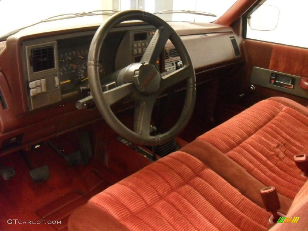 1991 Chevy Silverado Interior Pictures To Pin On Pinterest Pinsdaddy
