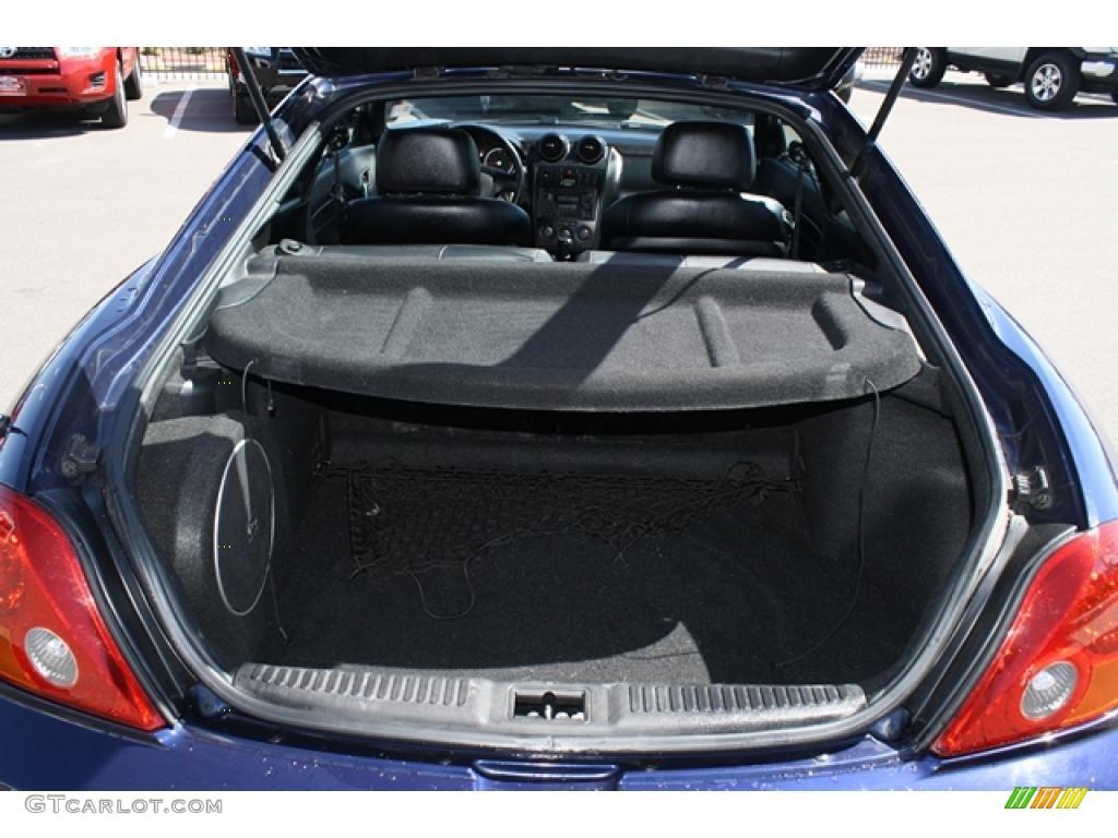 2003 Hyundai Tiburon Gt V6 Trunk Photo 47130375