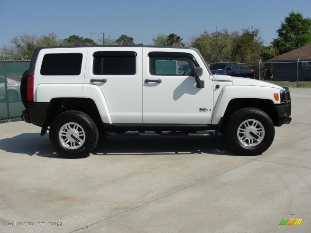 Hummer H3 Sunroofhummer 2007 Fuse Box Diagram Auto Genius Birch Of On White 2006 Standard Model Exterior
