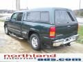 2002 Forest Green Metallic Chevrolet Silverado 1500 LS Extended Cab  photo #4