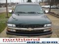 2002 Forest Green Metallic Chevrolet Silverado 1500 LS Extended Cab  photo #14